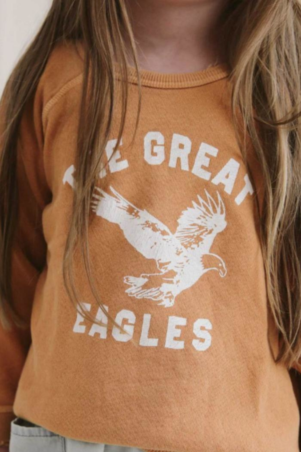 The Great Little College Sweatshirt - Side Cropped Image