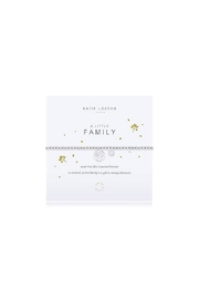Katie Loxton Little Family Bracelet - Product Mini Image