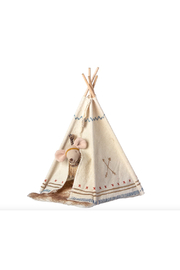 Maileg Little Feather With Tent - Product Mini Image