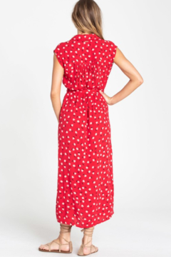 Billabong Little Flirt Maxi Dress - Alternate List Image