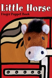 Chronicle Books Little Horse Book - Front cropped