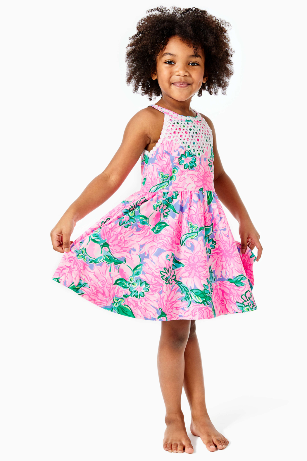 Lilly Pulitzer  Little Kinley Dress 001521 - Main Image