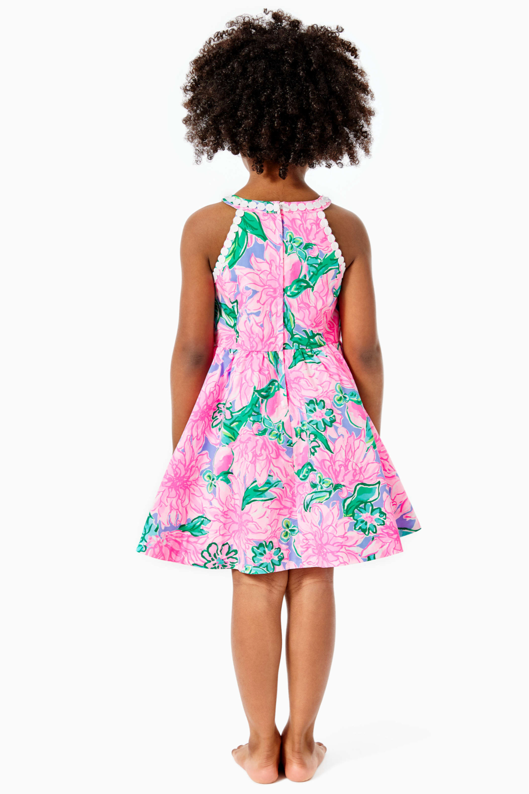 Lilly Pulitzer  Little Kinley Dress 001521 - Front Full Image