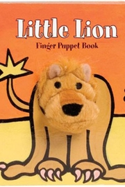 Chronicle Books Little Lion Book - Front cropped