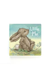 Jellycat  LITTLE ME BOOK - Front full body