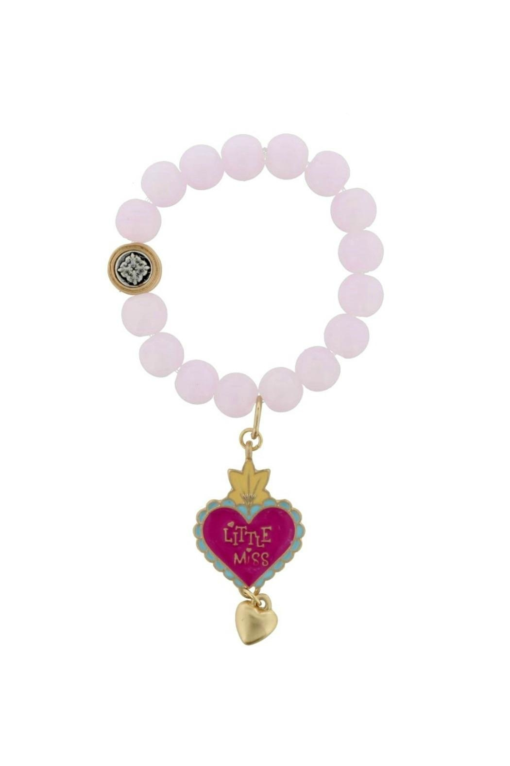 Jane Marie Little Miss Kids-Bracelet - Front Cropped Image