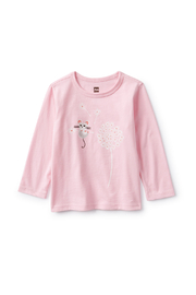 Tea Collection  Little Mouse Graphic Tee - Product Mini Image