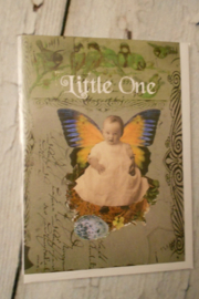 randellas enchanted greetings Little one card - Product Mini Image