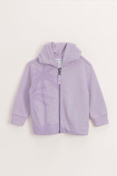 Shoptiques Product: Little Palm Screen Hoodie