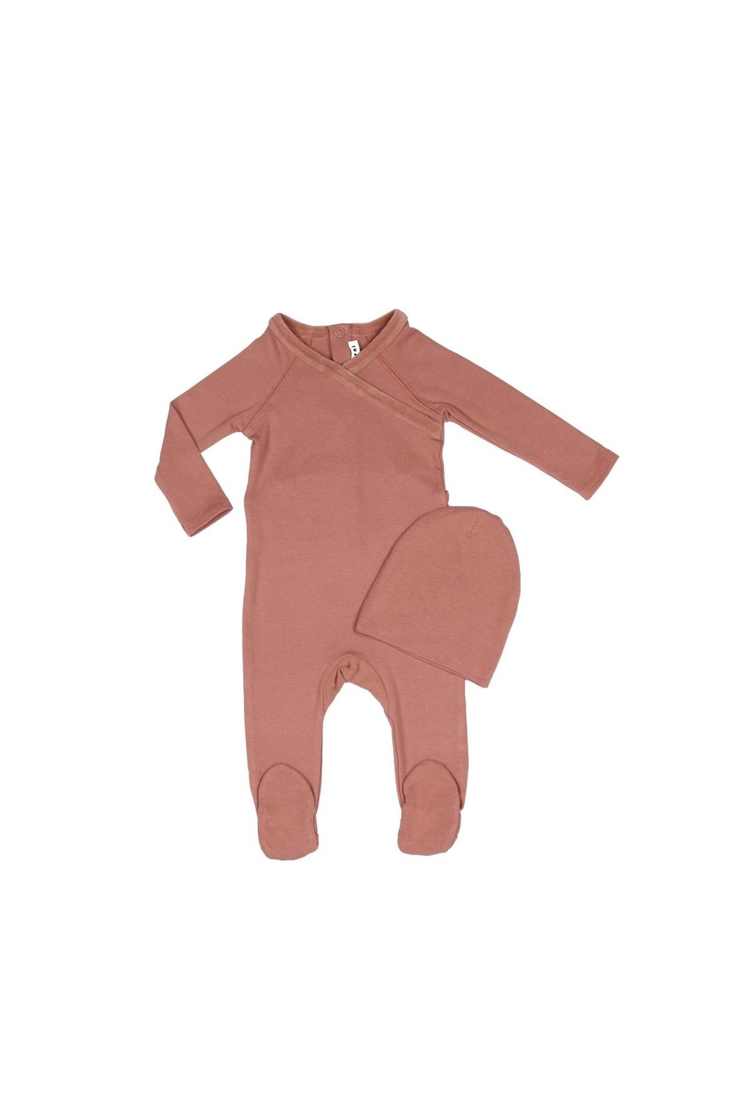 Little Parni  Baby Onesie with Hat - Main Image
