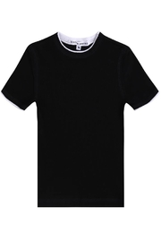 Little Parni  Clothing Short Sleeve T-Shirt For Girls - Front cropped