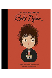Hachette Book Group Little People Big Dreams - Bob Dylan - Product Mini Image