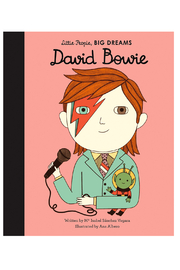 Hachette Book Group Little People Big Dreams - David Bowie - Product Mini Image