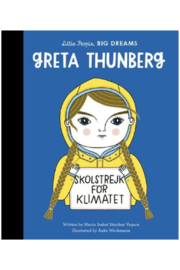 Hachette Book Group Little People, Big Dreams - Greta Thunberg - Product Mini Image