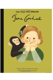 Hachette Book Group Little People, Big Dreams - Jane Goodall - Product Mini Image