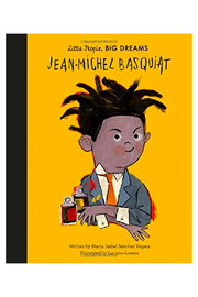 Hachette Book Group Little People Big Dreams - Jean-Micheal Basquiat - Product Mini Image