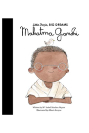 Hachette Book Group Little People Big Dreams - Mahatma Gandhi - Product Mini Image