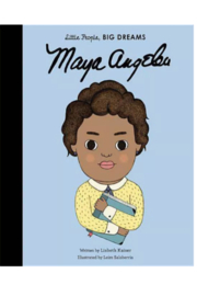 Hachette Book Group Little People, Big Dreams - Maya Angelou - Product Mini Image