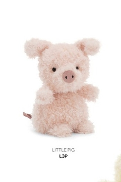 Jellycat  Little Pig - Alternate List Image