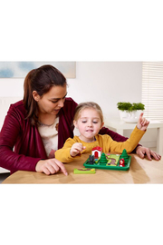 SmartGames Little Red Riding Hood Deluxe Preschool Puzzle Game - Side cropped