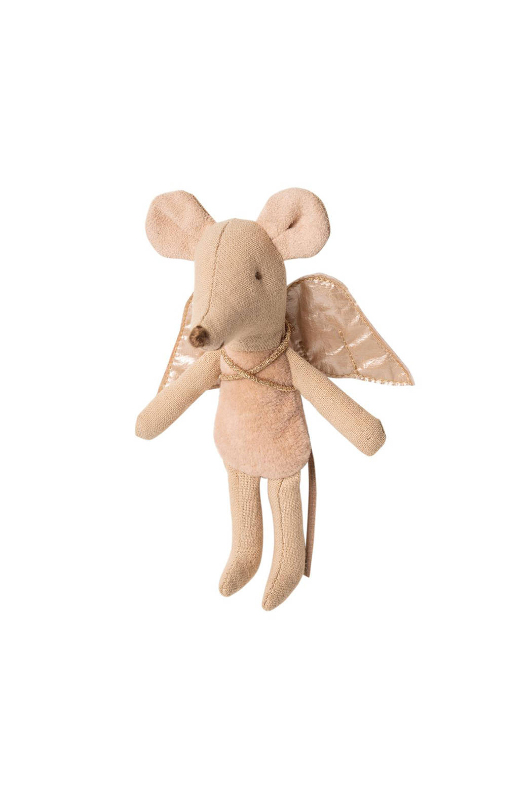Maileg Little Sister/Little Brother Fairy Mouse - Front Full Image