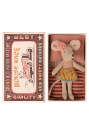 Maileg Little Sister Mouse in Box - Product Mini Image