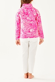 Lilly Pulitzer Little Skipper Popover - Front full body