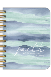 Legacy Little Spiral Notebooks - Front cropped