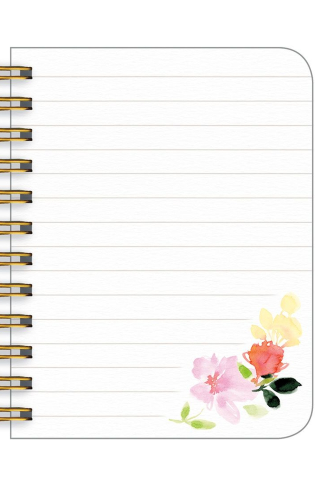 Legacy Little Spiral Notebooks - Front Full Image