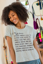 Natural Life Little Things Tee - Product Mini Image