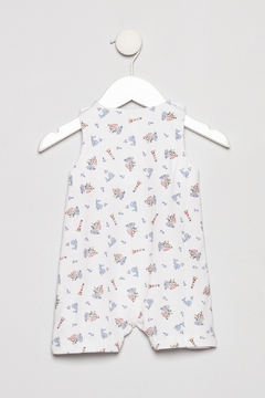 Little Threads Whales Romper - Alternate List Image