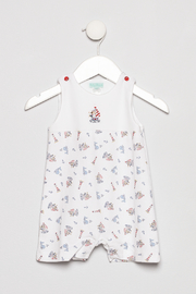 Little Threads Whales Romper - Product Mini Image