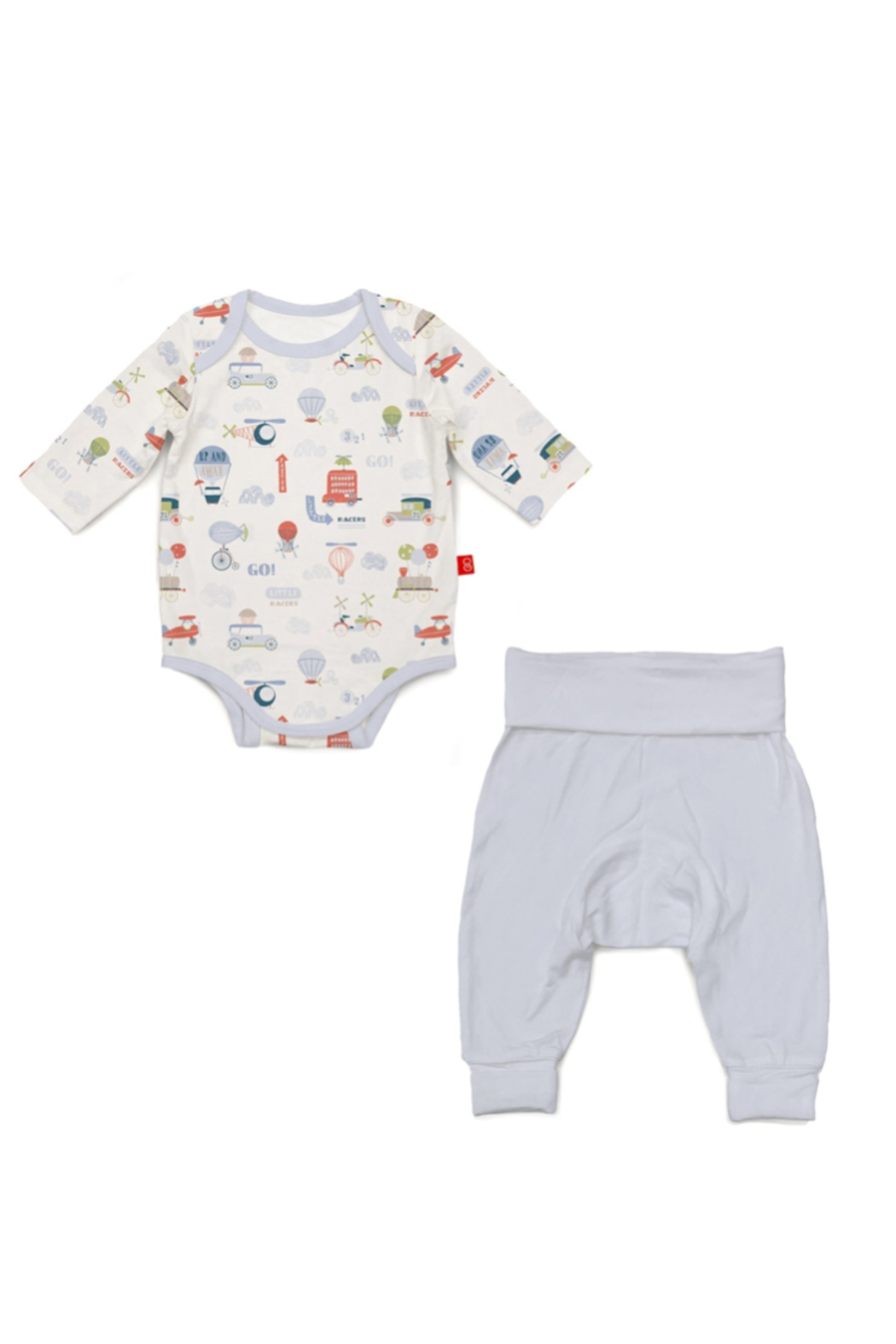 Magnetic Me Little Voyager Bodysuit Set - Main Image