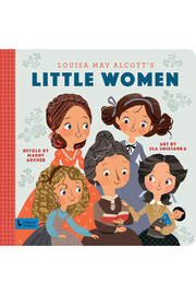 Gibbs-Smith Little Women: A BabyLit Storybook - Product Mini Image