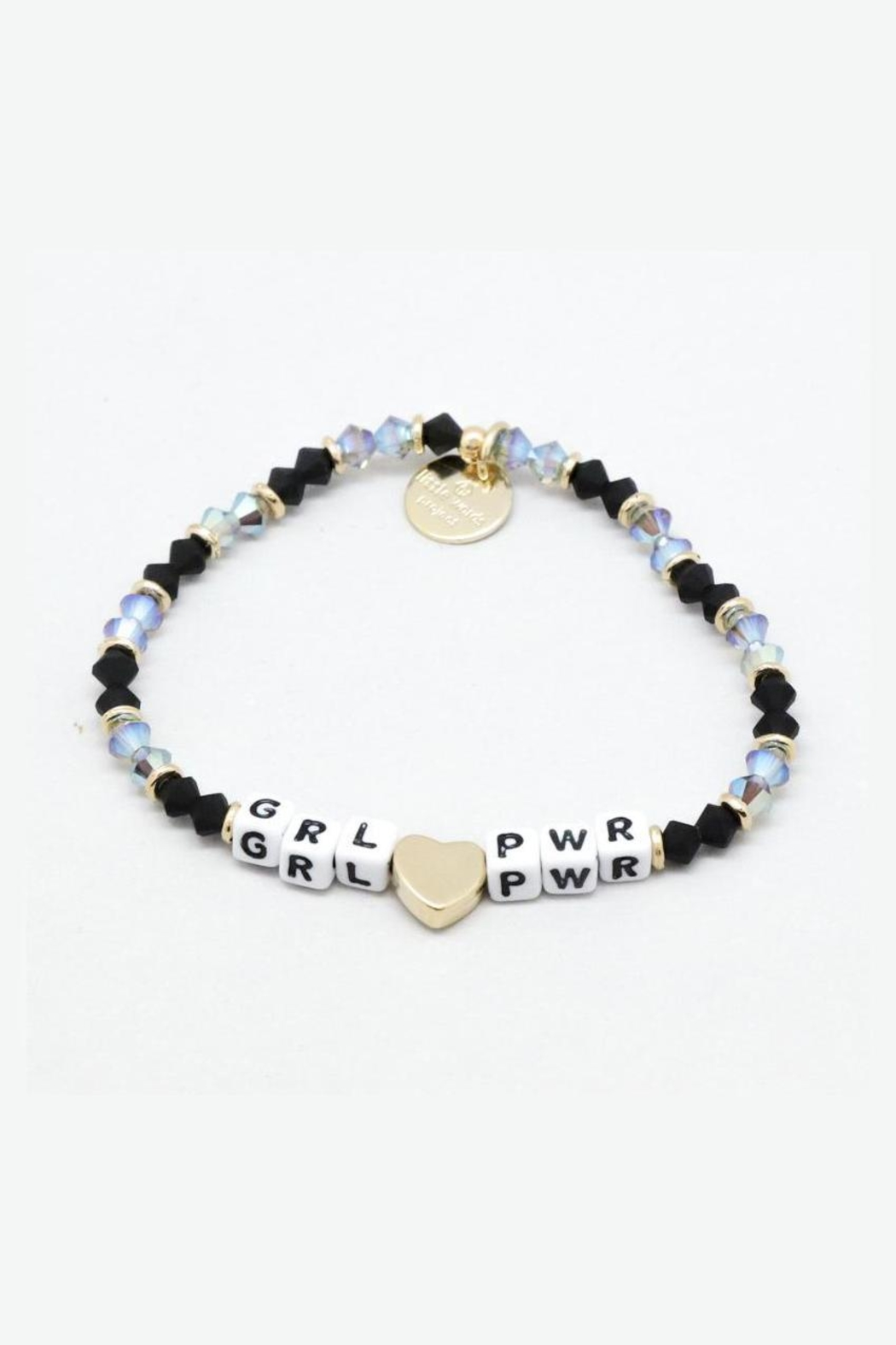 Lets Accessorize Little Words Bracelet - Main Image
