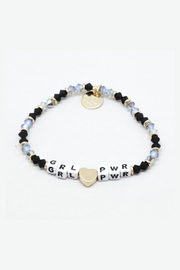 Lets Accessorize Little Words Bracelet - Product Mini Image