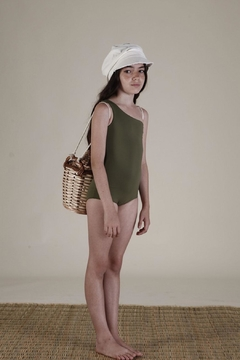 Little Creative Factory Asymmetric Bathing Suit - Product List Image