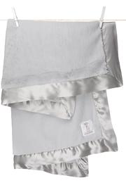 LITTLE GIRAFFE Luxe Baby Blanket - Product Mini Image