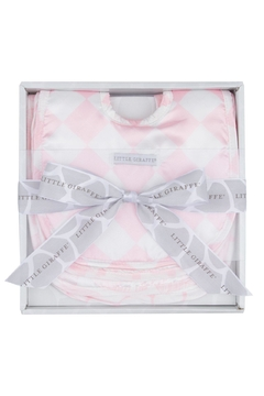 Shoptiques Product: Pink Bib Set