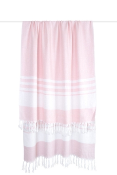 Shoptiques Product: Pink Turkish Towel
