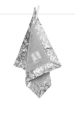 Shoptiques Product: Silver Chenille/lustre Blanky