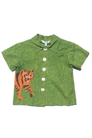 Little Goodall Tiger Shirt - Product Mini Image