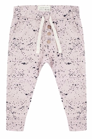 LITTLE INDIANS Cotton Splash Pants - Front cropped