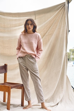 Little Lies Corduroy Relaxed Fit Pant - Alternate List Image