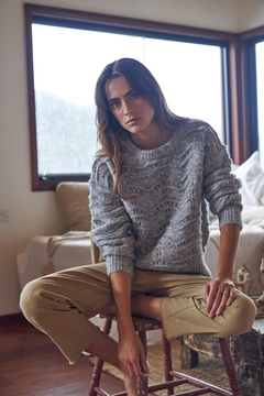 Little Lies Wave Knitted Sweater - Product List Image