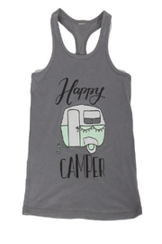Little Orchard Happy Camper Tank - Product Mini Image