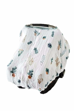 Little Unicorn Carseat Canopy Pricklepots - Product List Image