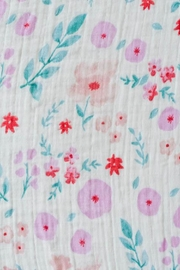 Little Unicorn Morning Glory Swaddle - Side cropped