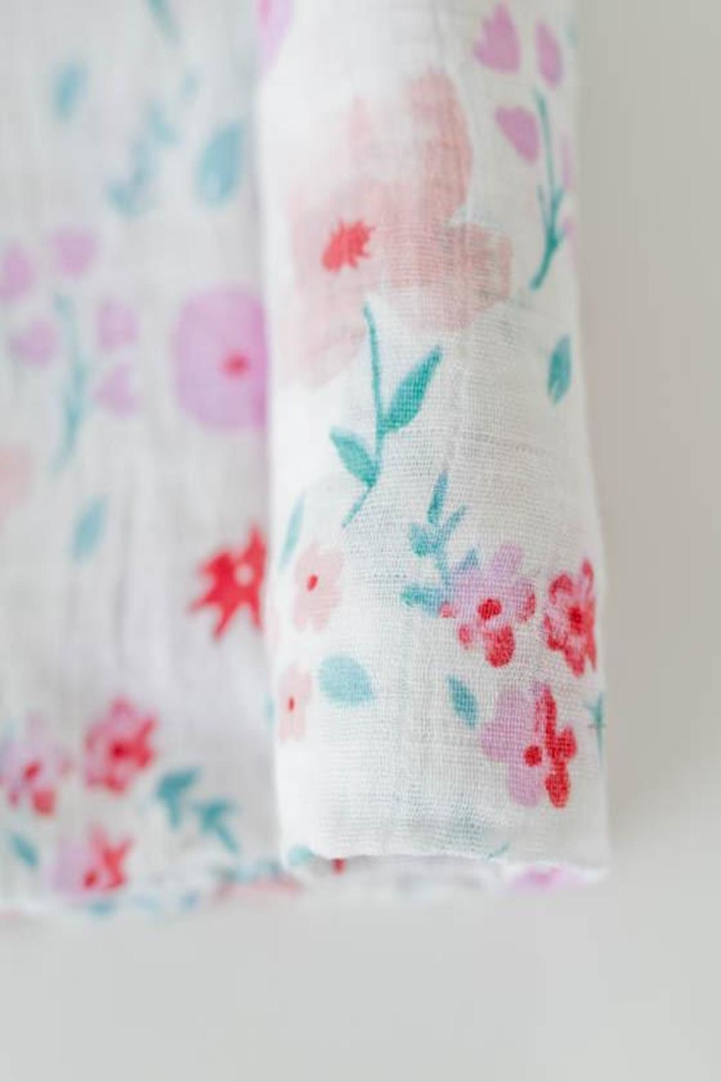 Little Unicorn Morning Glory Swaddle - Front Full Image