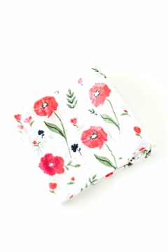 Little Unicorn Poppy Swaddle Organic-Muslin - Product List Image